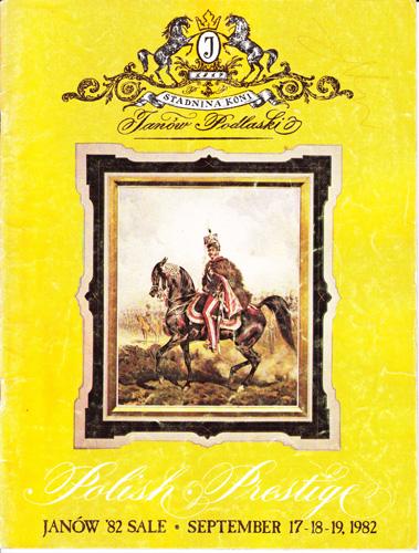 Katalog aukcji 1982