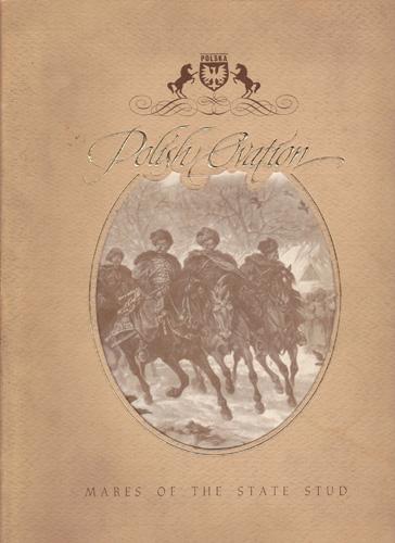 Okładka katalogu aukcji Polish Ovation (USA, 1985)