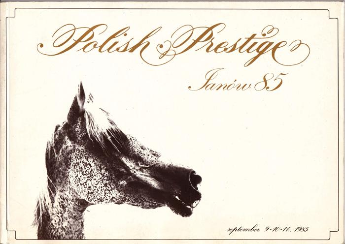 Katalog aukcji Polish Prestige 1985