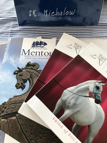 Katalog aukcyjny zadebiutował w Menton. Polskie konie poza podium