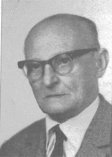 Mjr dr Henryk Harland, fot. archiwum