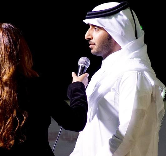 Mohammed Al Kuwari, by Monika Luft