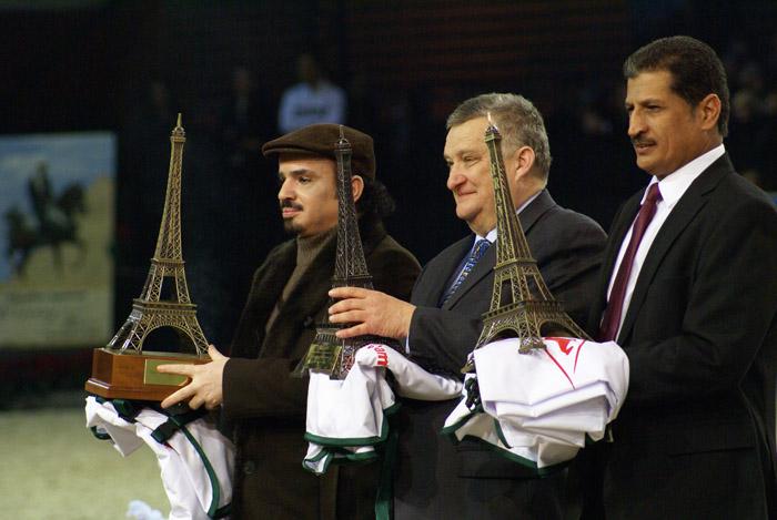 The most multi-awarded breeders in the World Championships` history: Al Khalediah Stables, Michałów Stud and Al Shaqab Stud. By Krzysztof Dużyński