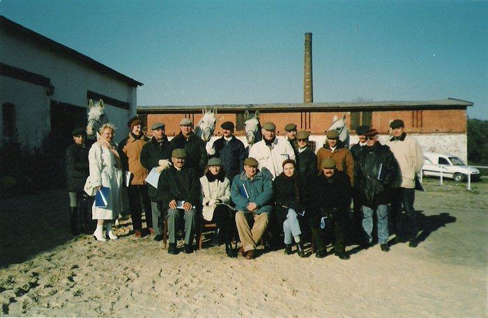 Breeding inspection Olszówka '99, by A. Kopczyk