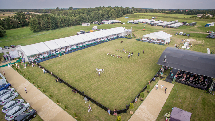 The show ring view, by AKEAHF