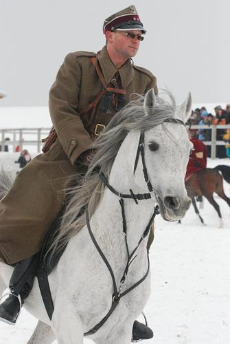 Piotr Bukała na Ontario HF, fot. Mateusz Jaworski