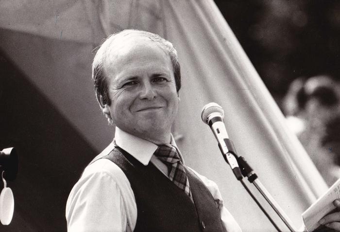 Marek Grzybowski, aukcja Polish Prestige 1983. Fot. Norbert Zalis