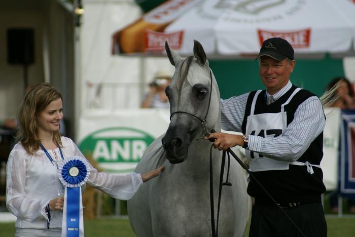 Palmeta. Z prawej Greg Gallun.  Fot. Krzysztof Dużyński