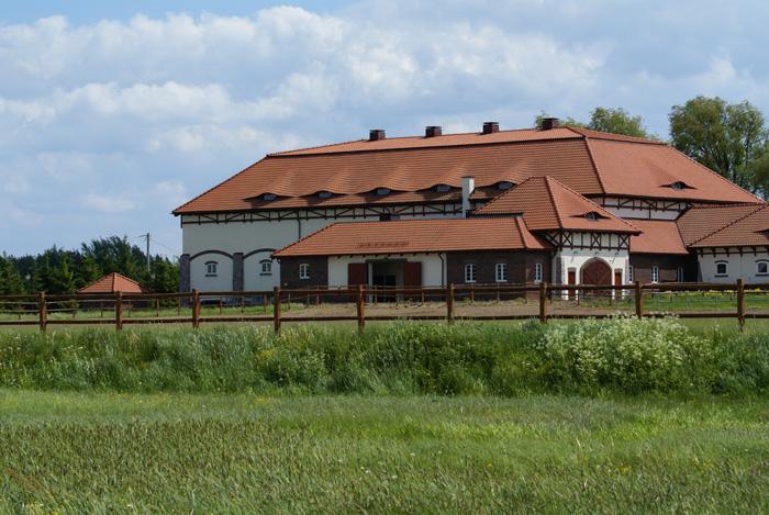 Nowe Wrońska, by Krzysztof Dużyński