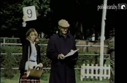 Pokaz Narodowy 1985 utrwalony w reportażu Arabian Horse Video Magazine - już dostępny