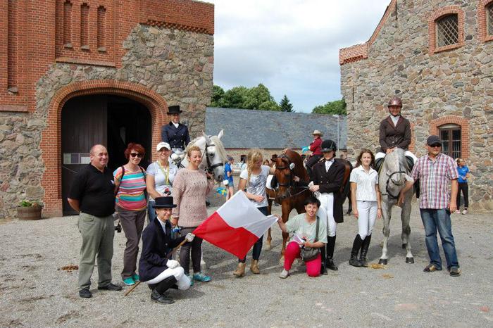 Mistrzostwa Europy Sportowych Koni Arabskich Vilhelmsborg 2013 (3-4.08). Dwa razy złoto dla Polski