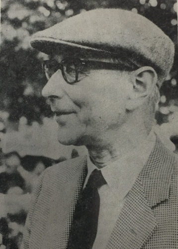 Por. Kazimierz Bobiński, fot. archiwum