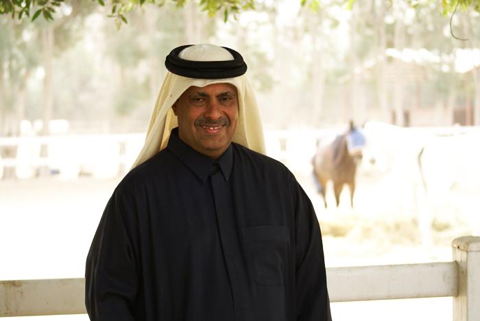 Szejk Hamad Bin Ali Al Thani, Al Rayyan Farm 2015. Fot. Monika Luft