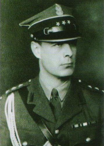 Ppłk Stefan Zamoyski, fot. archiwum