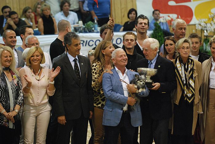 Breeders' Cup for Belgium. By Mateusz Jaworski