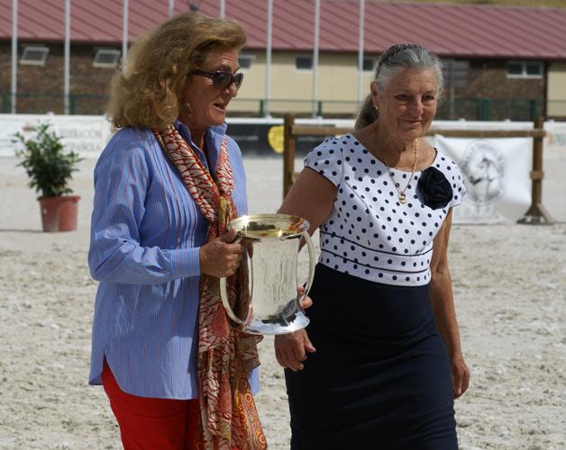 Marieta Salas i JW Teresa de Borbón, fot. Monika Luft