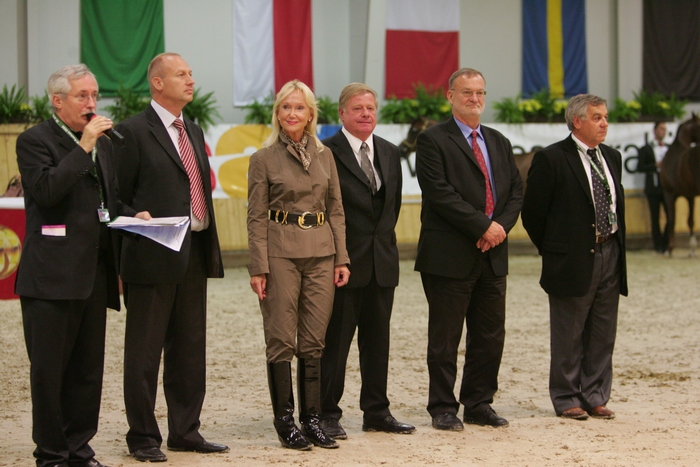 The judges. On the left Wolfgang Eberhardt. By Joanna Jonientz