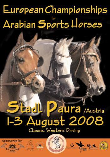 Dyscypliny sportowe dla arabów w Stadl Paura