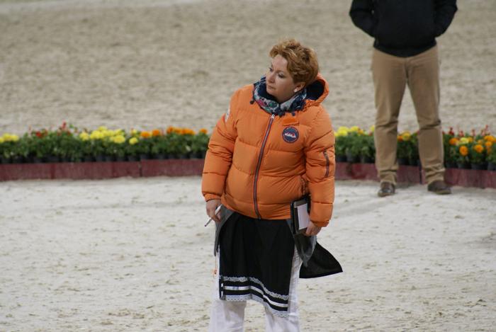 Sędzia Anna Stojanowska, fot. Monika Luft
