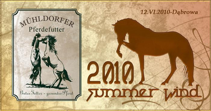 Summer Wind 2010: Impreza dla każdego miłośnika koni arabskich