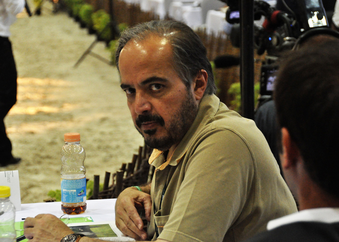 Szejk Abdullah Bin Mohammed Al Thani (Al Zobair Stud). Fot. Małgorzata Konon-Kisiel