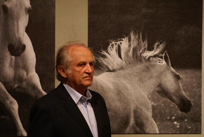 Cwał. Wernisaż wystawy Tadeusza Budzińskiego