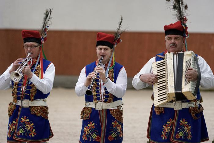 Michałowska kapela, fot. Krzysztof Dużyński