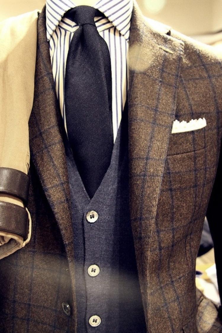 Tweedy, stylizacja na wyścigi, według Carla Thomsona