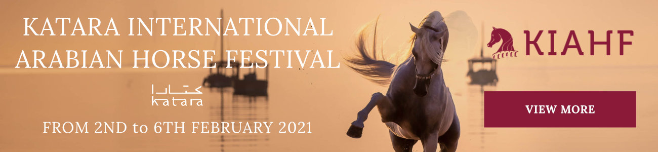 KIAHF - Katara International Arabian Horse Festival