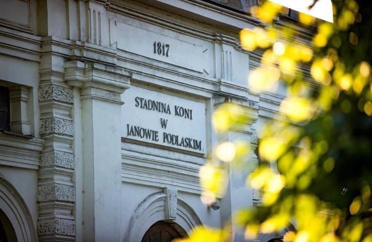 Stajnia Woroncowska w Stadninie Koni Janów Podlaski, fot. Glenn Jacobs