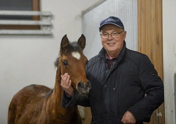 Marek Rzepka - właściciel Klikowa Arabians, fot. Ewa Imielska-Hebda