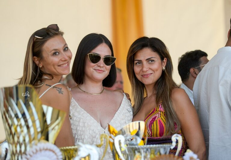 Francesca Aragno, Francesca Canis and Giovanna Langella (Italy), by EIH