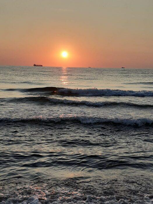 Plaża w Sopocie, fot. Ewa Imielska-Hebda
