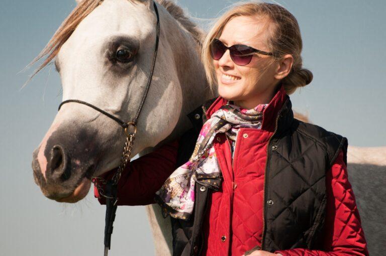 Monika Luft & Brida, fot. Marta Baranowska