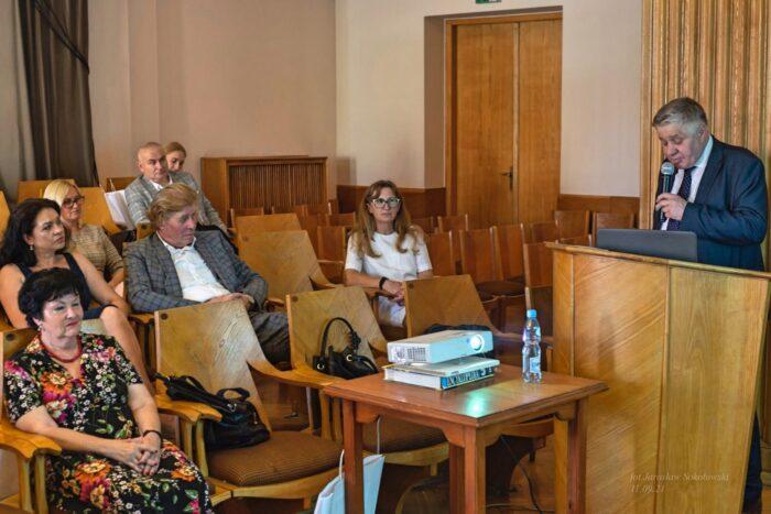 Gość konferencji, europoseł Krzysztof Jurgiel, fot. Jarosław Sokołowski